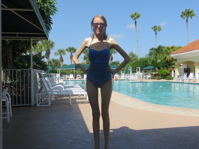 Me In My Bathing Suit
